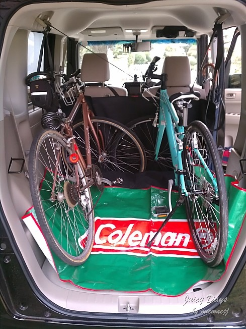 nbox 自転車2台